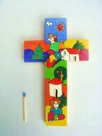 Salvador-risti 15 cm